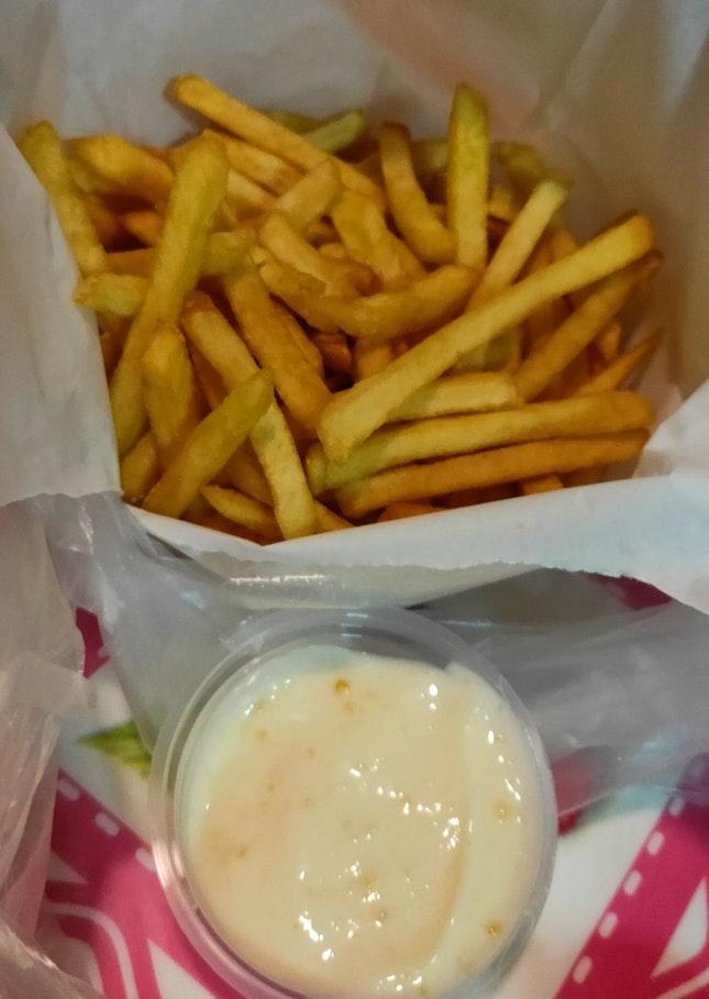 Yuzu Fries