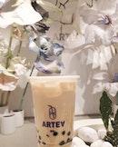 Ceylon Bubble Milk Tea