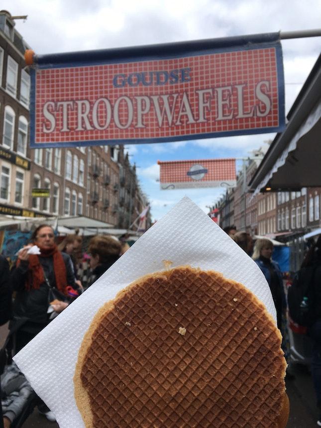 Original Fresh Stroopwafel