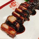 ✨Ho Fook Hei Soy Sauce Chicken 🇸🇬✨  1st pic: Decided to give their iberico char siew $19.80 a try as it looked soooo good on pictures.