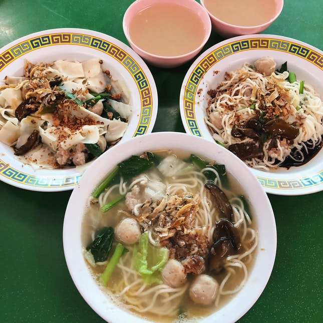 Awesome Dry Noodles
