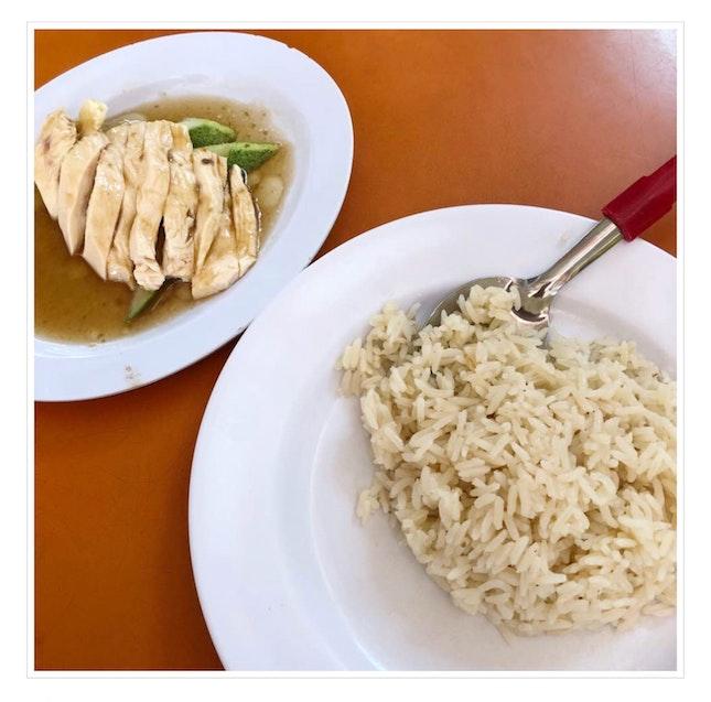 Tong Fatt Hainanese Chicken Rice