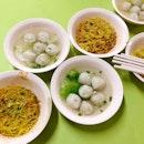 Handmade Fishball Noodles