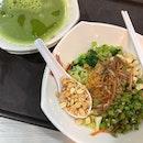 Thunder Tea Rice (Toa Payoh)