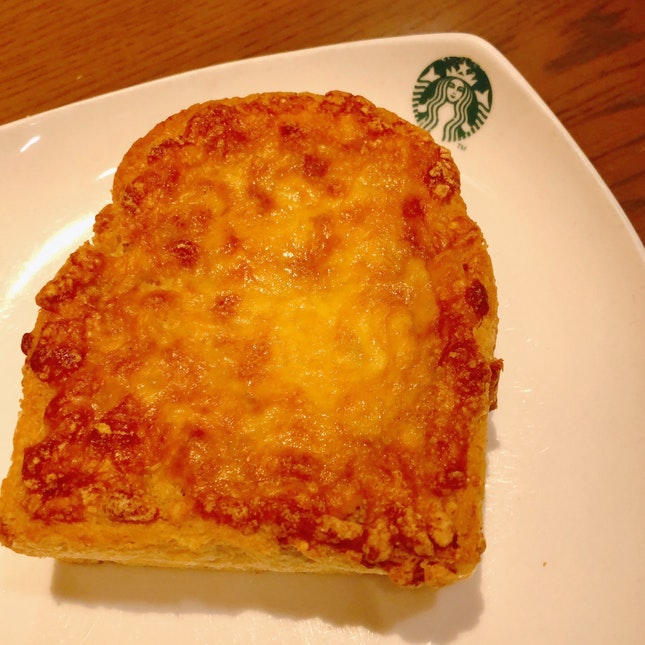 Four Cheese Toast