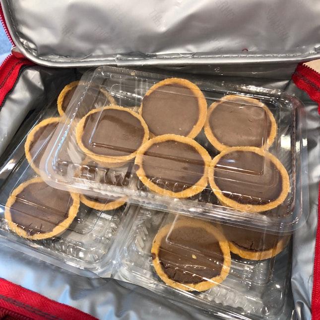 Chocolate Tart At Dona Manis Cake Shop Burpple