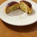 Bun filled with chestnut 🌰