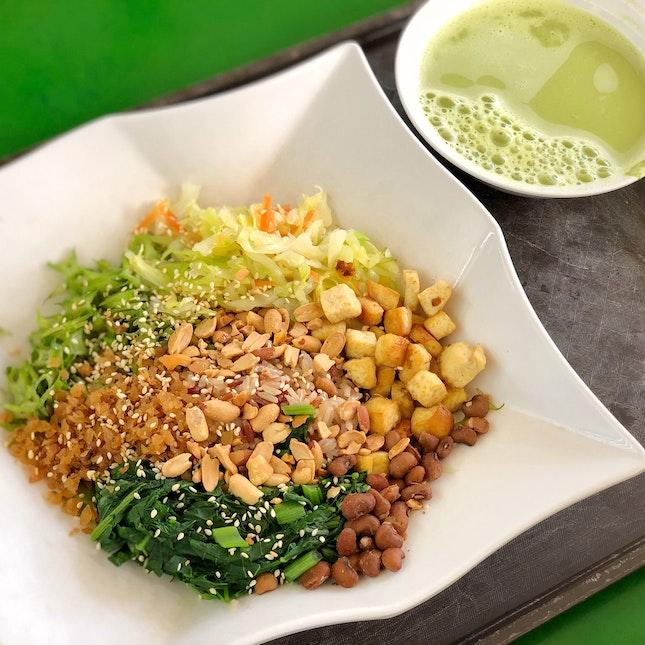 Living Wholesome Vegetarian Food 🌱