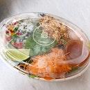 Sweet & Sour Chicken  Phai Thai Salad 🥗