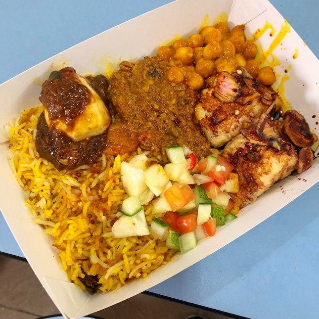 Chop Chop Biryani & Meats