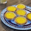 SCREAM FOR EGG TARTS!!