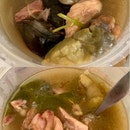 Double-boiled Turtle Soup