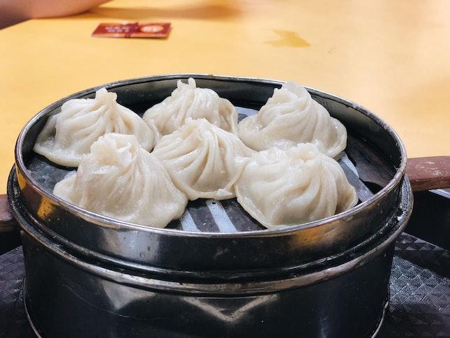 Dry Xiao Long Bao