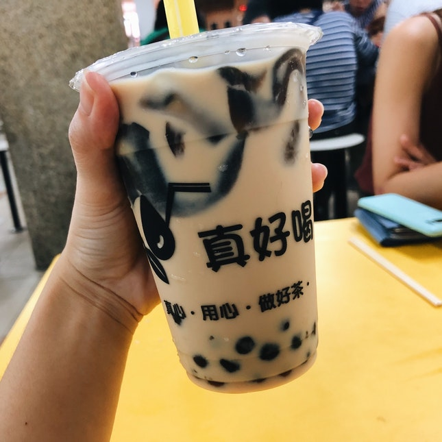 Good Taste (真好喝) Taiwanese Milk Tea
