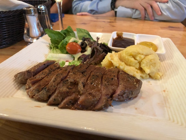 Wagyu Steak ($19.90)
