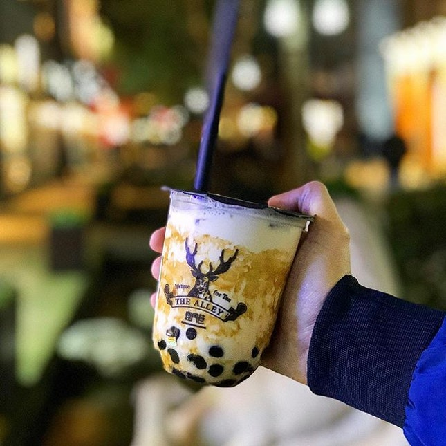 Another Taiwanese Bubble Tea brand in Singapore?