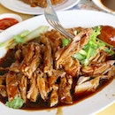 Will be back for this, the delicious braised duck from Chuan Kee!