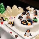 Penguin cake?