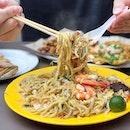 Geylang 29 Charcoal Fried Hokkien Mee (East Coast Lagoon Food Village)
