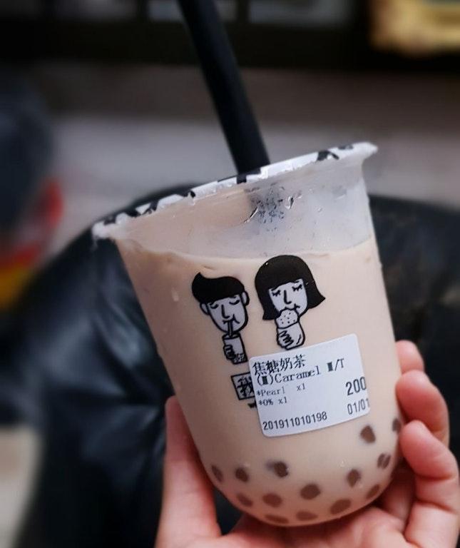 Taiwan Milk Tea & Snack