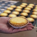 Of crispy crust and creamy soft centred, one of the better baked cheese tart [HK$22] I've tried in Hong Kong.