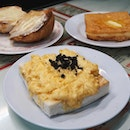 Oh boy this scrambled egg is so much fluffier and tastier as compared to Australia Dairy Company's.