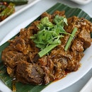 @currywok_sg is a local Peranakan cuisine that serves traditional dishes with fresh ingredients.