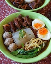 @nerdynoodlessg , Singapore's First authentic Hong Kong's Cart Noodles.