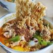 Spicy Koka Noodles from Hai Xian Zhu Zhou.