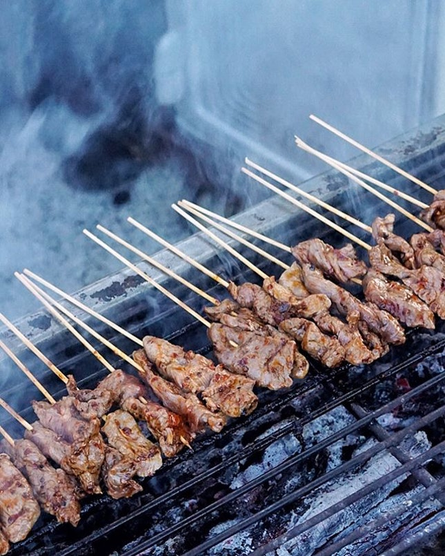 """Save the date, 8th June from 6-10 pm, Arbora at @onefabergroup will be hosting """"Satay Night Live"""" as part of the Singapore Cable Car's 45th Anniversary."""