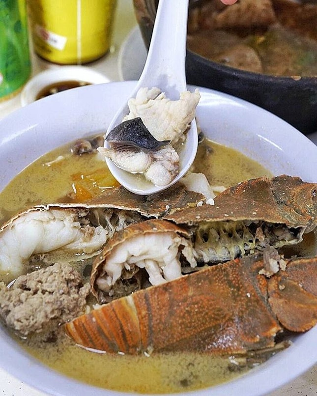 Sin Kee Seafood Soup.