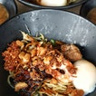 Prawnaholic, is not a traditional prawn noodle. Located at Pasir Ris central hawker centre.