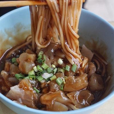 Beef noodle Singapore - Hai Nan Xing Zhou Beef Noodle