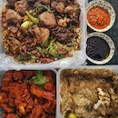 Craving for claypot rice, so decided to order from @sbwtraditionalclaypotrice.