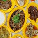 Date night Supper with teochew porridge from Ye Shang Hai Teochew Porridge.