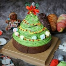 Breadtalk this year unveiling a range of festive treats to celebrate Christmas.