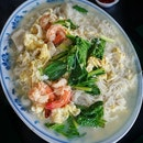 White Bee Hoon from Ah Sin Family Eating House.