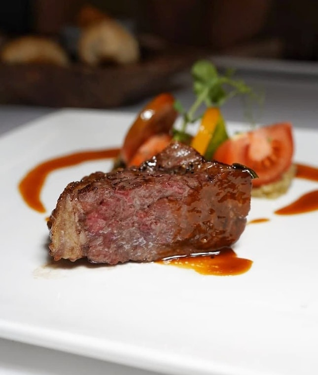 Tablescape launched new menu, embrace the hearty, comforting modern European, with elegant plating.