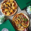 With the recent situation keeping Singaporeans from travelling, PizzaExpress launches new pizza flavours from around the world, featuring thesignature tastes of the United States of America, Mexico, Japan and Italy.