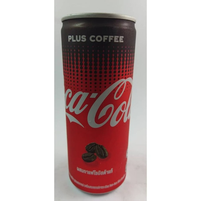 Coke plus coffee - S$1.80