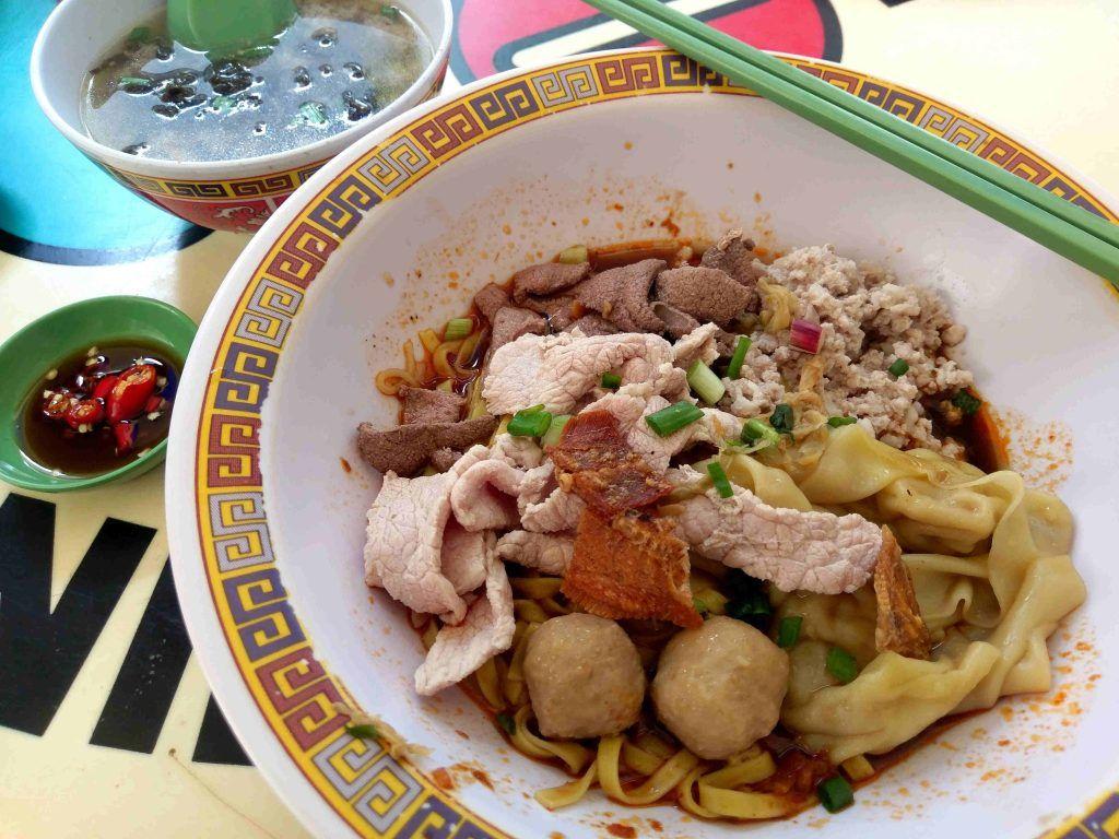 Hawker/Food Court/Kopitiam