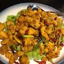 Spicy Chicken, 辣子鸡 ($13)