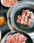 Premium Wagyu Buffett, includes Ox Tongue, sashimi and oysters!