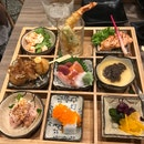 3 x 3 Grid Lunch ($29)