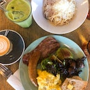 All-in brekkie ($19+)