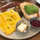 Breakfast Lite ($16++)
