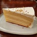 Osmanthus Lemon Cake