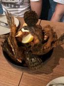 Fried Fish Collars