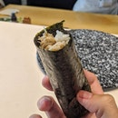 Crab Hand Roll