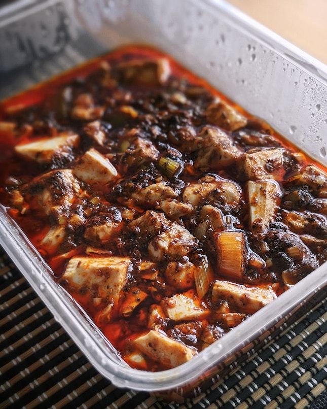 Two Michelin Star Mapo Tofu